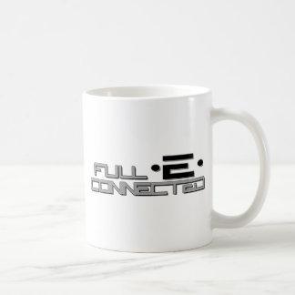Full-E Connected Logo Mug