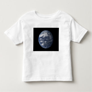 Full Earth centered over the Pacific Ocean Shirts