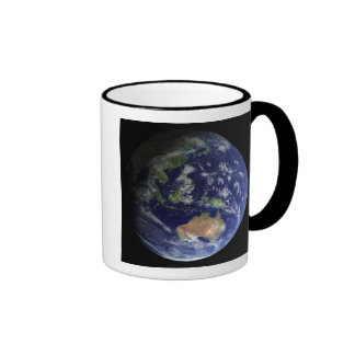 Full Earth from space showing Australia Coffee Mugs