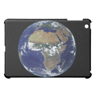 Full Earth Showing Africa and Europe iPad Mini Cover