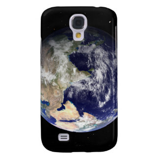 Full Earth showing Europe and Asia 2 Galaxy S4 Case