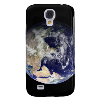 Full Earth showing Europe and Asia Galaxy S4 Case