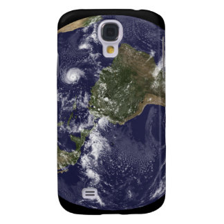Full Earth showing North America 2 Galaxy S4 Case