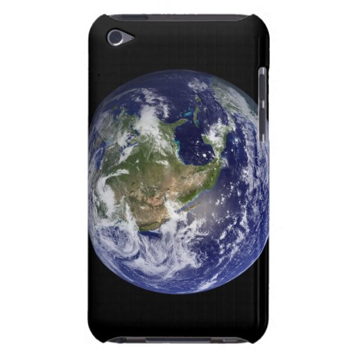 Full Earth showing North America 3 Barely There iPod Cases