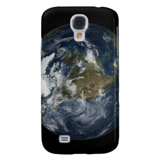 Full Earth showing North America 5 Galaxy S4 Case