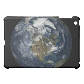 Full Earth showing North America 5 iPad Mini Case