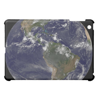 Full Earth showing North America and South Amer 2 iPad Mini Cases