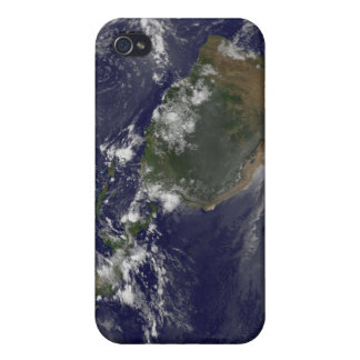 Full Earth showing North America and South Amer 2 iPhone 4 Cover