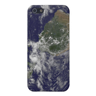 Full Earth showing North America and South Amer 3 iPhone 5/5S Cover
