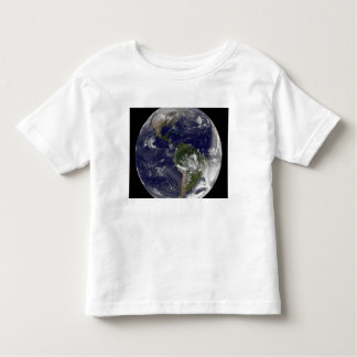 Full Earth showing North America and South Amer 5 Toddler T-Shirt