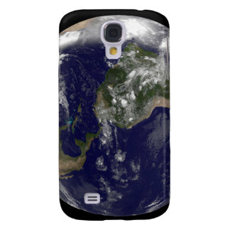 Full Earth showing North America and South Amer 7 Galaxy S4 Case