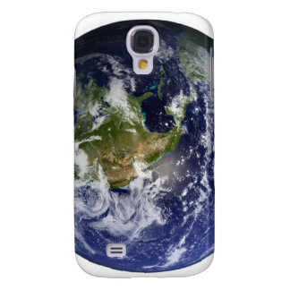 Full Earth showing North America Galaxy S4 Case