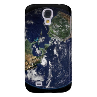 Full Earth showing North and South America Galaxy S4 Case