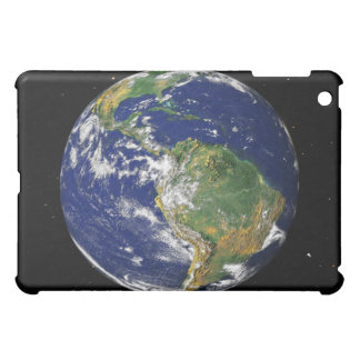Full Earth showing South America 2 iPad Mini Cases