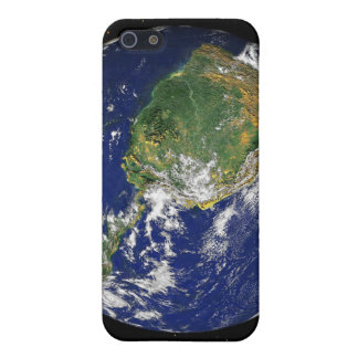 Full Earth showing South America 2 iPhone 5/5S Cases