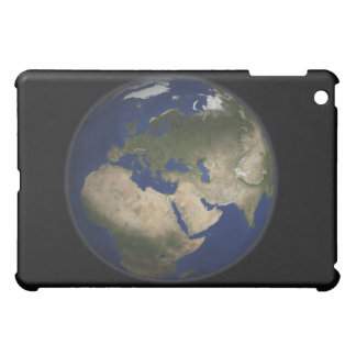 Full Earth view of Africa, Europe, and Middle E iPad Mini Covers