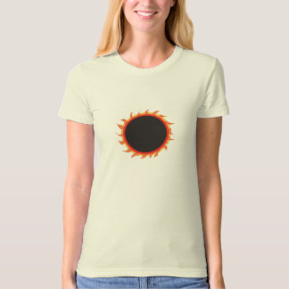 Full Elipse of the Sun T-Shirt