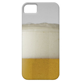 Full glass of beer indoors barely there iPhone 5 case
