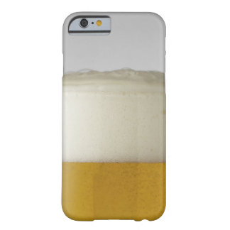 Full glass of beer indoors barely there iPhone 6 case