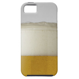 Full glass of beer indoors iPhone 5 cover