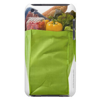 Full grocery bag barely there iPod case