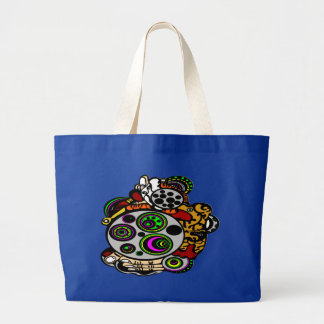 Full Hands Canvas Bags