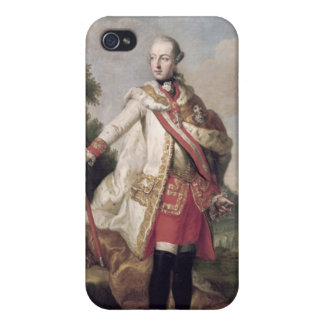 Full length portrait of Joseph II iPhone 4 Cover