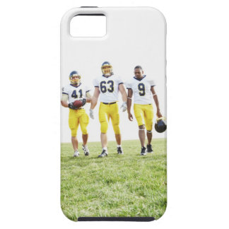 Full length portrait of rugby team case for the iPhone 5