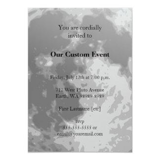 Full Luna Moon Custom Invites