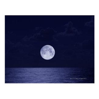 Full Moon 3 Postcard