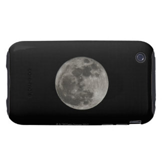 Full moon against night sky iPhone 3 tough cases