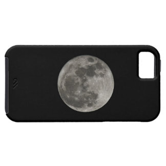 Full moon against night sky case for the iPhone 5