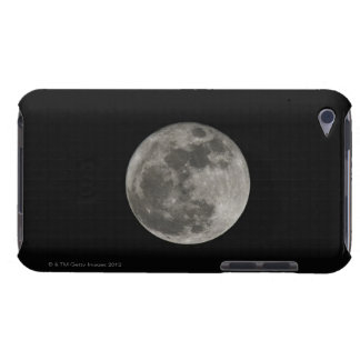 Full moon against night sky iPod Case-Mate cases