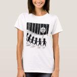 Full moon and Cats, Louis Wain T-Shirt