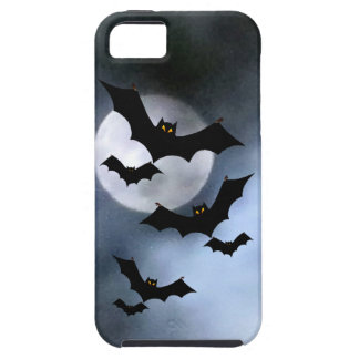 Full Moon and Lots of Bats iPhone 5 Casemate iPhone 5 Case