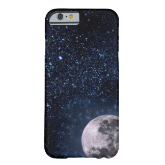 Full Moon and Stars Night Sky Case Barely There iPhone 6 Case