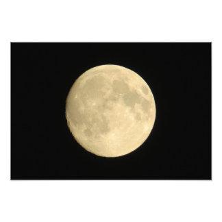 Full Moon Art Print Photograph