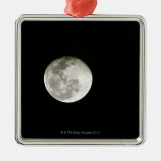 Full Moon Christmas Ornament