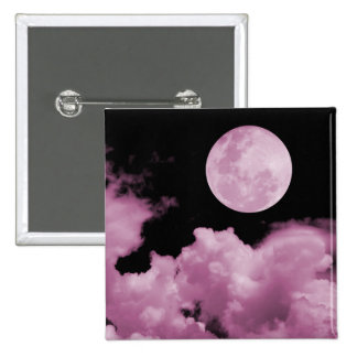 FULL MOON CLOUDS PINK BUTTONS