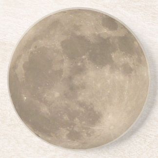 Full Moon Coasters Astrology Full Moon Gifts Decor