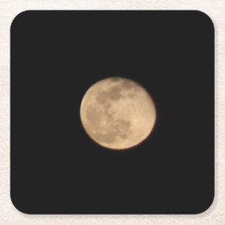 Full Moon Drink Coaster