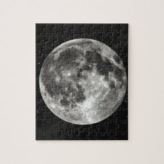 Full Moon in the Sky Jigsaw Puzzle