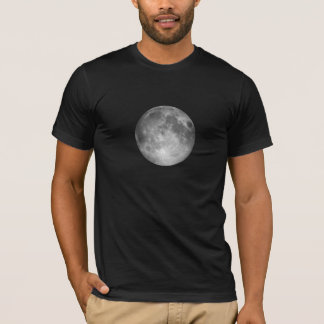 Full Moon Mens Shirt