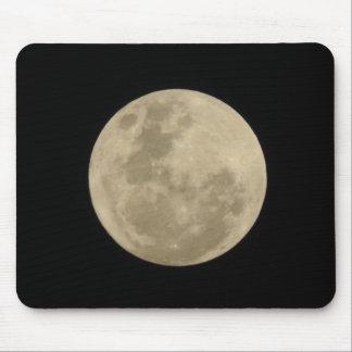 Full Moon Mouse Mat