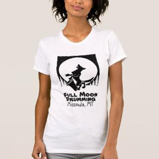 Full Moon -Msla women s T Shirt
