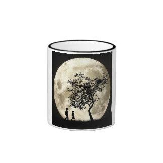 Full Moon Ringer Mug