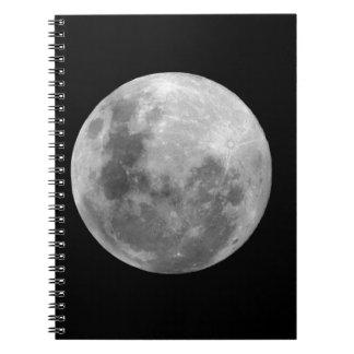 Full Moon Notebooks