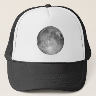 Full Moon on hat