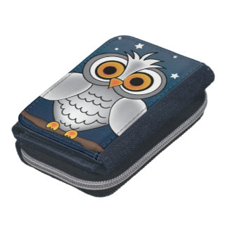 Full Moon Owl Wallet