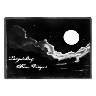 Full Moon Photo Cards Business Card